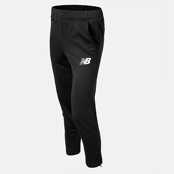 New Balance Jr NB Tech Fit Pant, TMYP599BK
