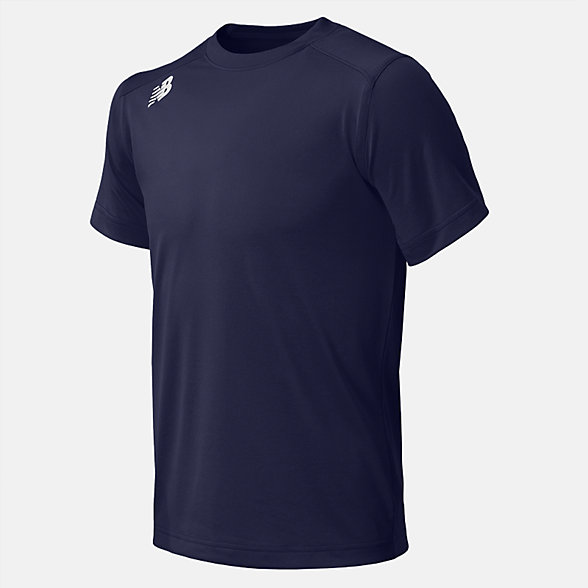 New Balance Jr NB SS Tech Tee, TMYT500NV