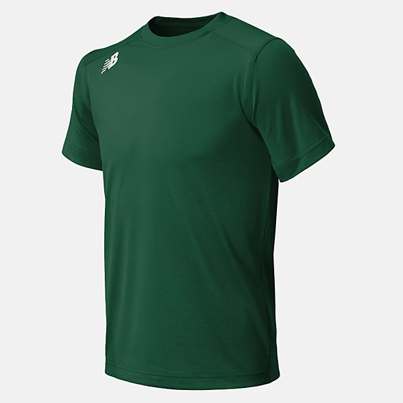 New Balance Jr NB SS Tech Tee, TMYT500TDG