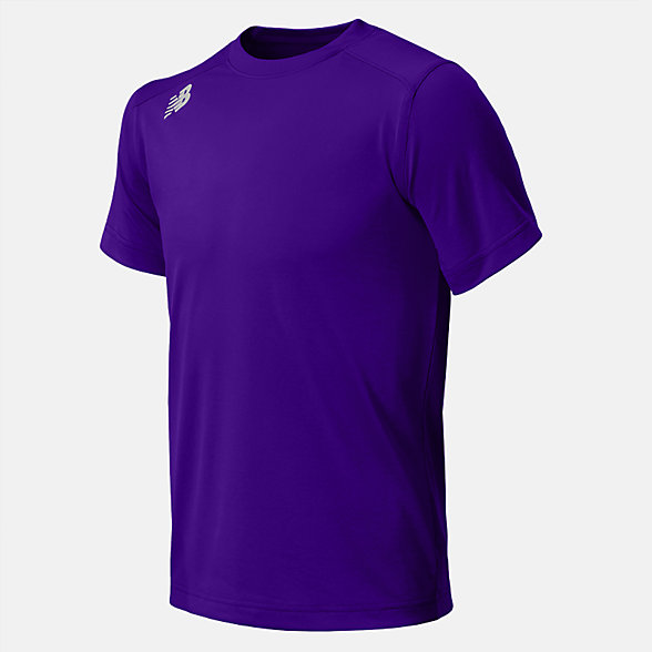 New Balance Jr NB SS Tech Tee, TMYT500TPU