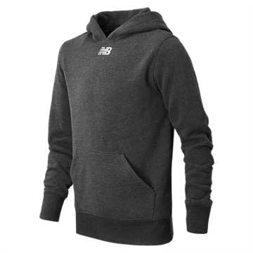 New Balance Jr NB Sweatshirt, Black Heather