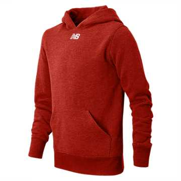 New Balance Jr NB Sweatshirt, Team Red