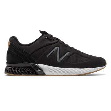 New Balance 990 Sport TripleCell, Black with Castlerock & White
