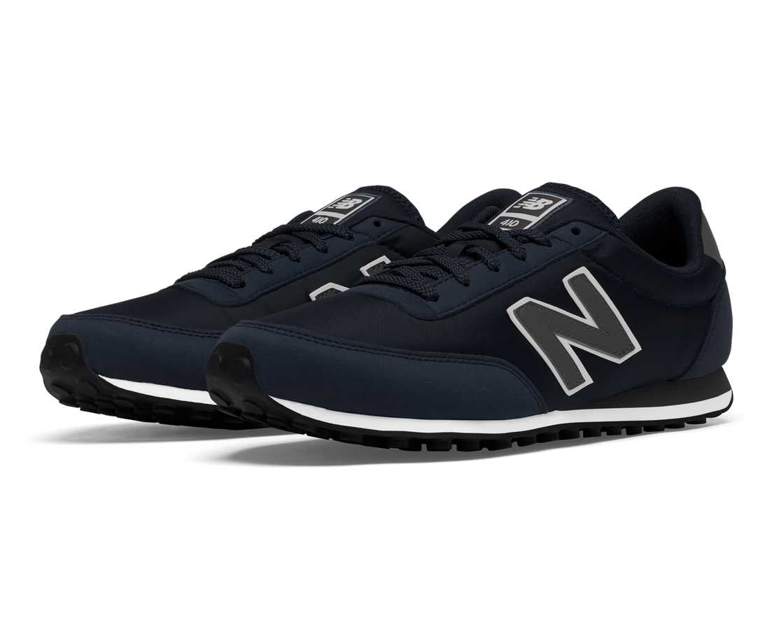 new balance u410 bleu marine et orange