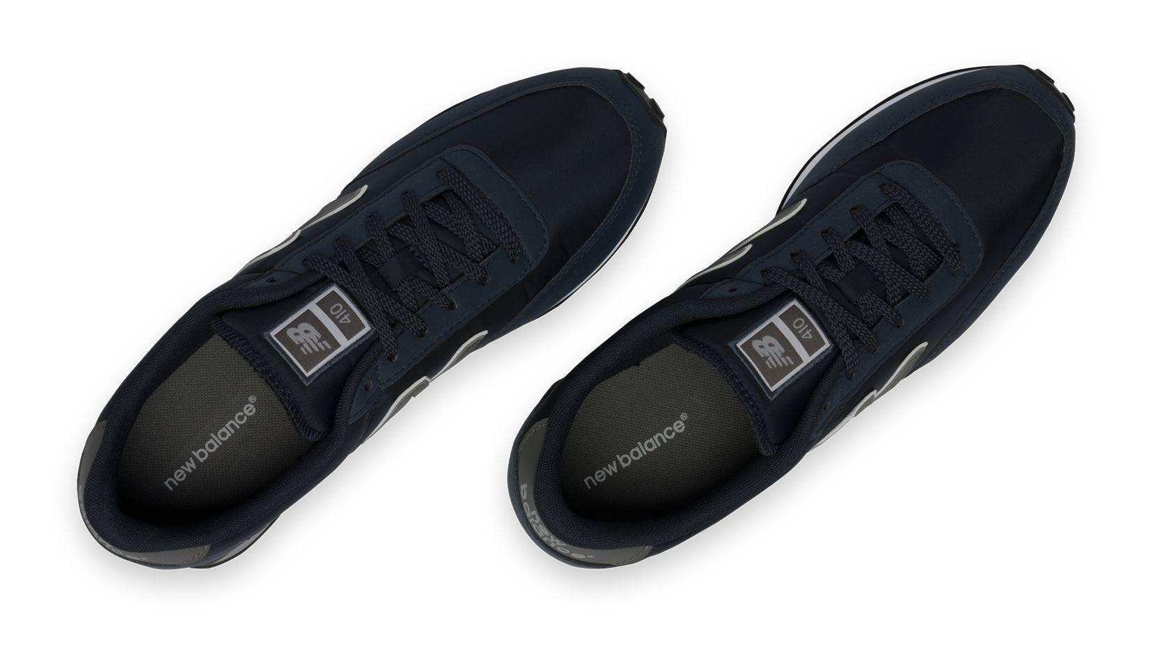 new balance - 410 sonic - baskets - noir