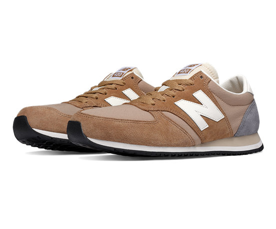 online store 40145 f5bc3 NB 420, Beige with Grey   Off White