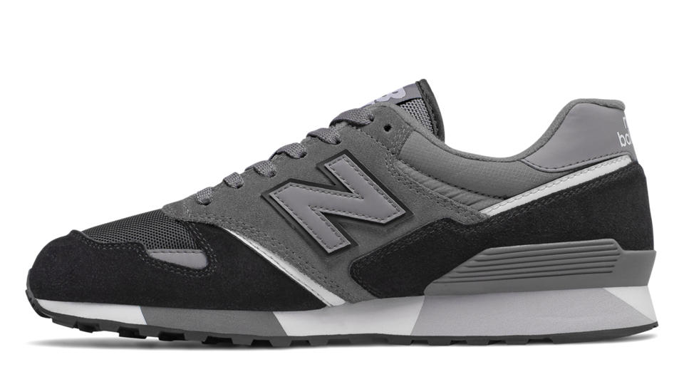 Nb  S Running Greystone With Black White