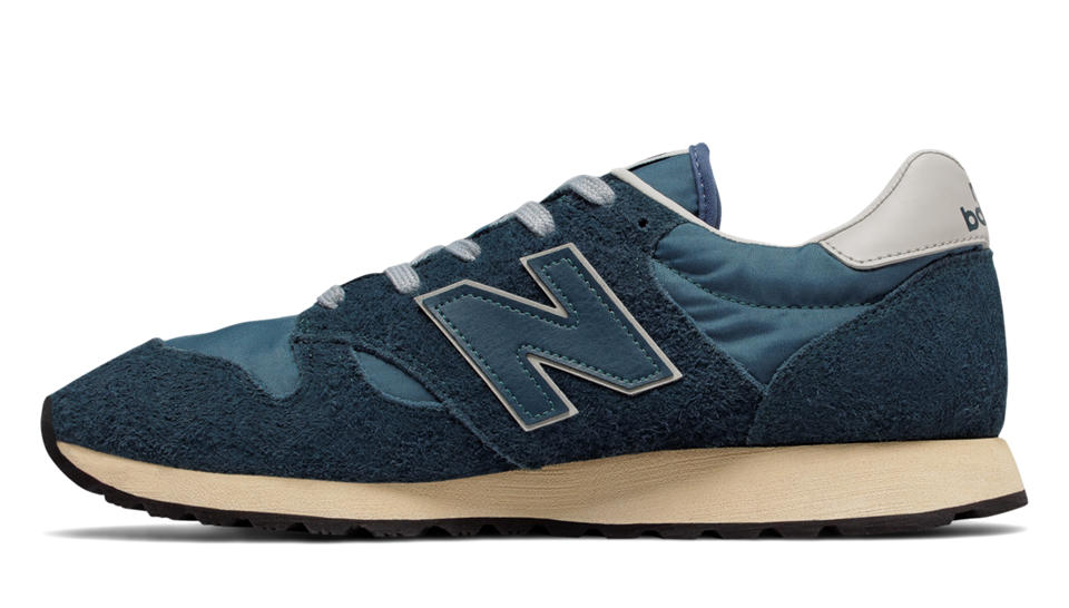 new balance u520 hairy suede