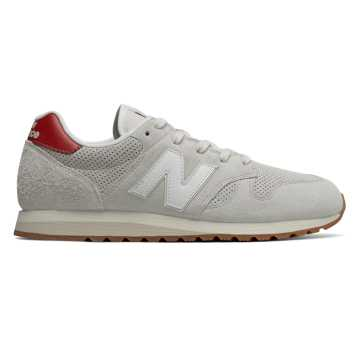 New Balance 520, Nimbus Cloud with Sea Salt