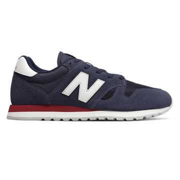 New Balance 520, Navy with White
