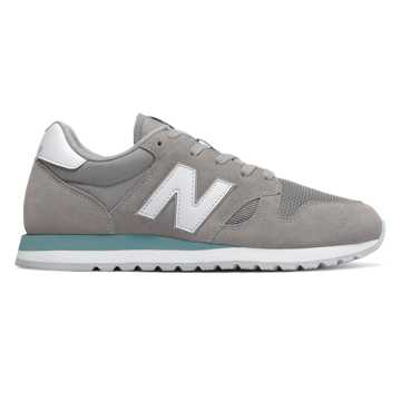 New Balance 520, Steel with White