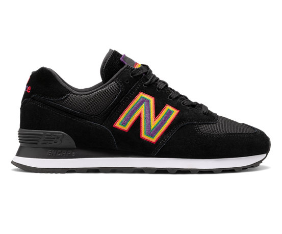 new balance iconic 574 nere