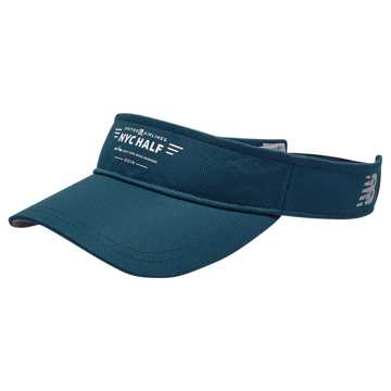 New Balance NYC Half Visor, North Sea