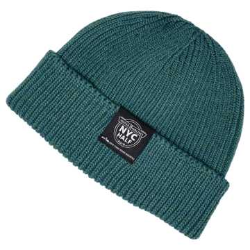 New Balance NYC Half Watchmans Beanie, North Sea