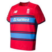 New Balance Replica Short Sleeve Tee T20 Junior, Crimson