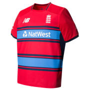 New Balance Replica Short Sleeve Tee T20 Man, Crimson