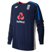 NB Training Long Sleeve Tee, Pigment