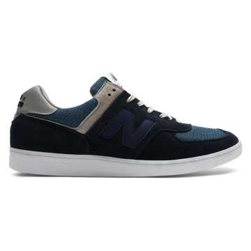 New Balance CT576 Made in UK, Navy with Grey