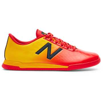 New Balance Junior Furon v4 Dispatch IN, Flame with Aztec Gold