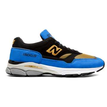 New Balance 1500.9 Made in UK, Blue with Gold