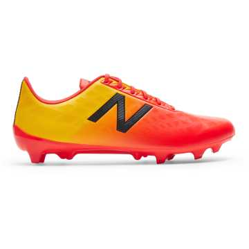 New Balance Furon v4 Dispatch FG, Flame with Aztec Gold