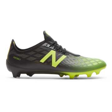 New Balance Furon v4 Limited Edition FG, Limeade with Black