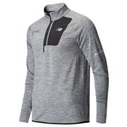 NB London Edition NB Heat Half Zip, Graphite