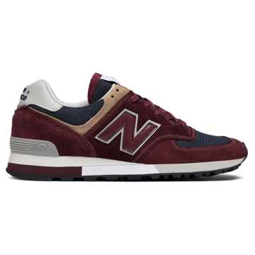 New Balance 576 Made in UK, Maroon