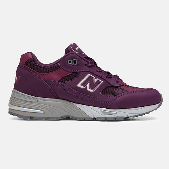NB 991 Made in UK Nubuck, W991DNS