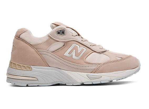 Made In Uk 991 Nubuck by New Balance
