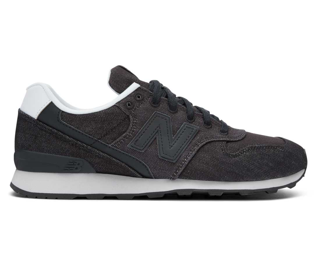 new balance grise et or 996