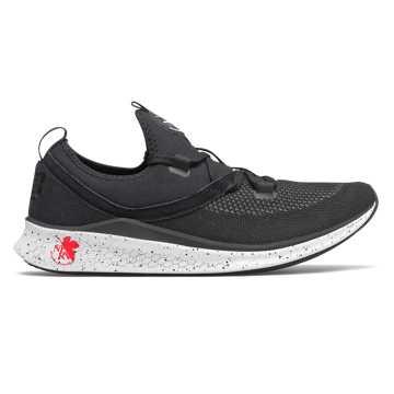 New Balance EVA联名款LAZR系列男女同款跑步鞋 轻量缓震 舒适回弹, 黑色