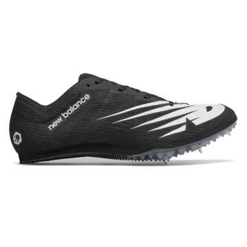 New Balance MD500v7, Black with White