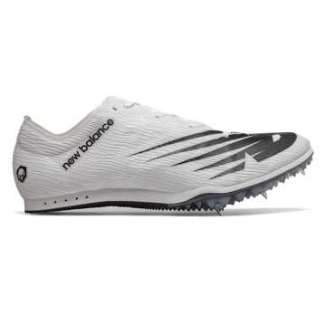 New Balance MD500v7, White with Black