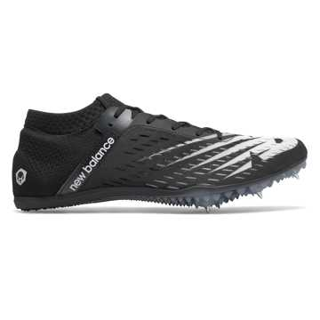 New Balance MD800v6, Black with White