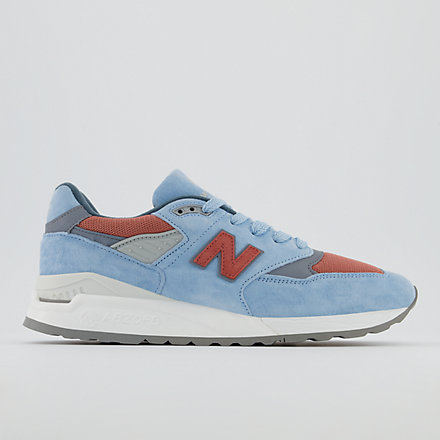 New Balance Made US 998, US998MR image number null