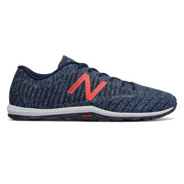 New Balance Minimus 20v7 Trainer, Light Petrol with Flame