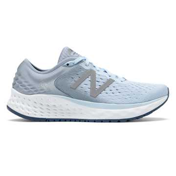 New Balance Fresh Foam 1080v9, Air with Vintage Indigo