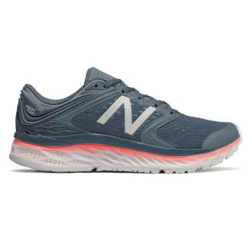 New Balance Fresh Foam 1080v8, Light Petrol with Smoke Blue