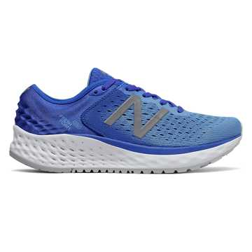 New Balance Fresh Foam 1080v9, Vivid Cobalt with Light Lapis Blue