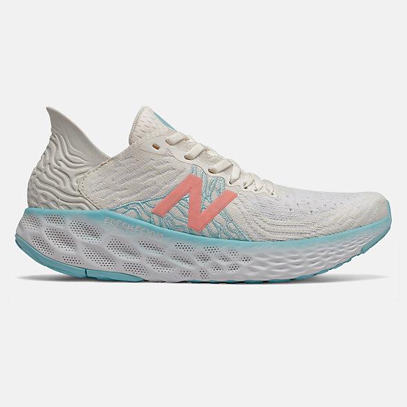New Balance Fresh Foam X 1080 v10系列女款跑步运动鞋, W1080W10