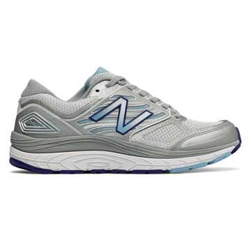New Balance 1340v3, White with Clear Sky