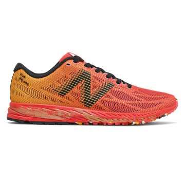 New Balance 1400 V6系列城市款女款跑步运动鞋, 阳光橙