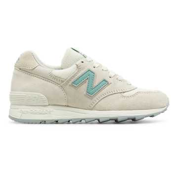 New Balance 1400 New Balance, Sea Salt with Storm Blue