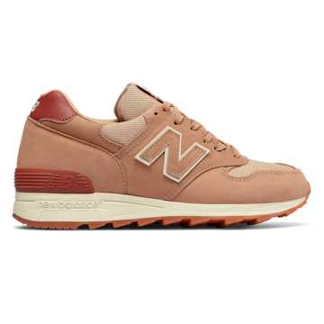 New Balance 1400 Made in US, Toast with Auburn