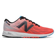 NB 1400v6, Vivid Coral with Black & Maldives Blue