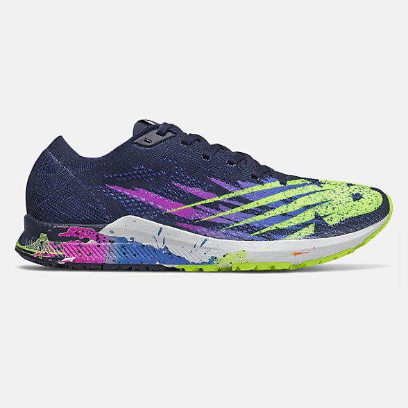 New Balance 纽约马拉松特别款1500 V6系列女款跑步运动鞋, W1500NY6