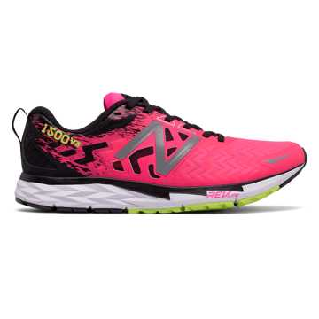 New Balance New Balance 1500v3, Alpha Pink with Black