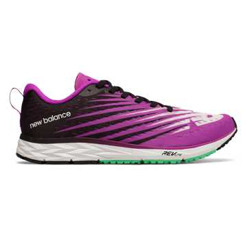 New Balance 1500v5, Voltage Violet with Black