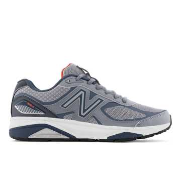 New Balance 1540v3 Made in US, Gunmetal with Dragonfly